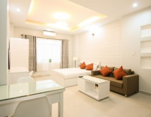 Smiley Apartment 4 (165/67 Ng. Thai Binh, D.1)