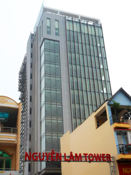 Serviced apartment for rent on Duong Ba Trac street near Nguyen Lam building District 8