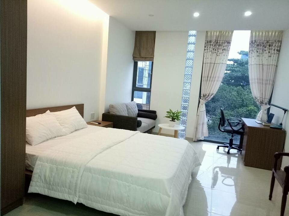 Smiley Apartment 10 (285/62 Cach Mang Thang 8, D.10)