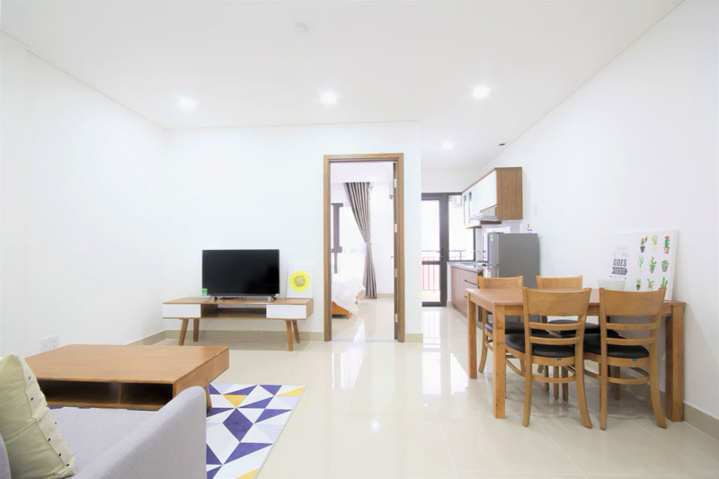 Smiley Apartment 11 (36, Street 46, Thao Dien Ward, D.2)