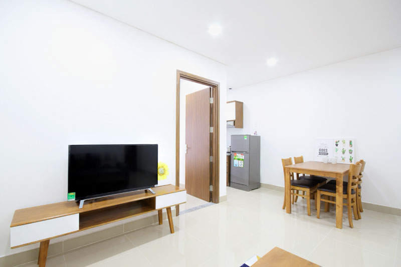 06041254 Serviced apartment Quoc Huong Thao Dien apartment for rent two bedroom